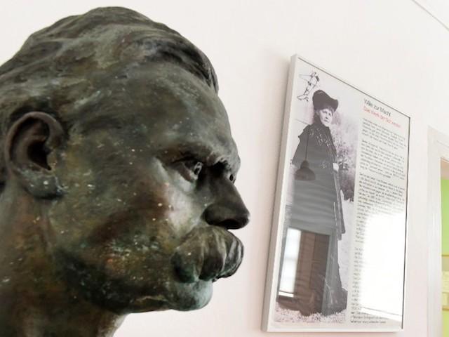 """""""Pour Nietzsche, tout vivant a pour principe fondamental l'autodépassement"""""""