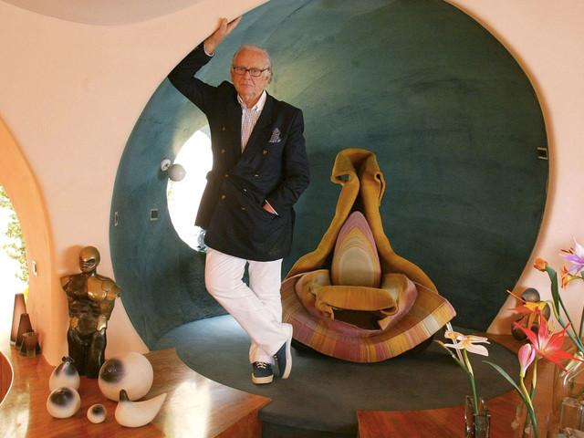 Mode : Pierre Cardin, l'éternel futur
