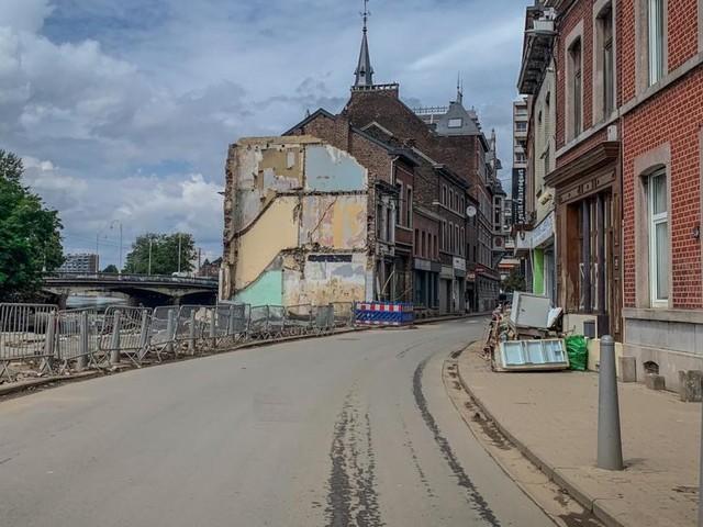 Ravagées par les inondations, une douzaine de maisons vont devoir être détruites en région liégeoise