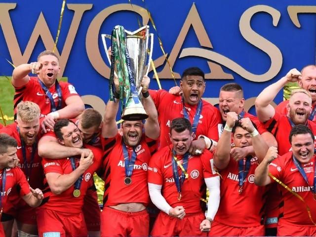 Rugby: 35 points retirés aux Saracens pour violation du +salary cap+