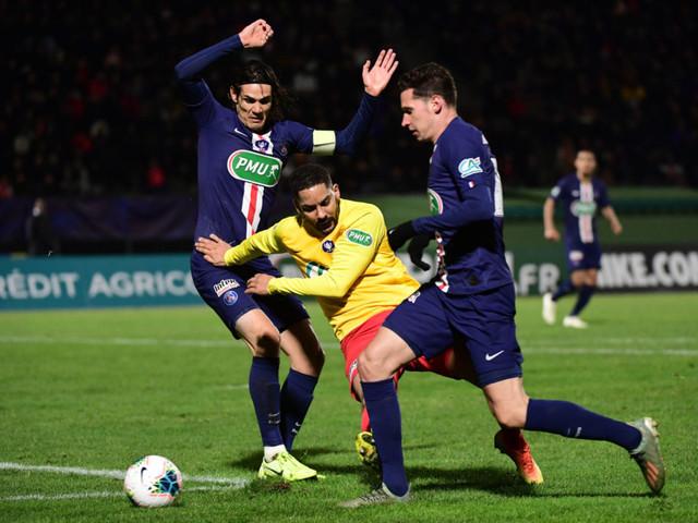 Coupe de France 16e finale : le périlleux déplacement du PSG à Lorient à vivre en direct
