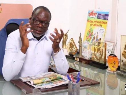 Côte d'Ivoire: Zohoré Lassane élu président du Groupement des éditeurs de presse