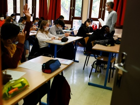 """""""Carnets de profs"""": en collège, la vocation malgré tout"""