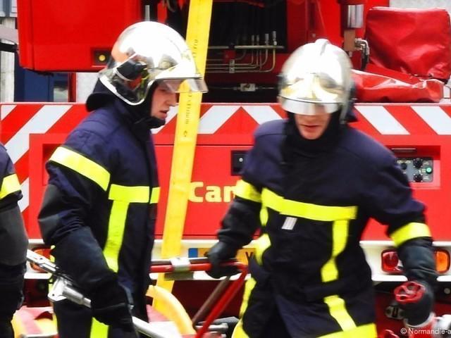 Incendie dans le centre Rouen : le feu avait pris dans la cloison de l'immeuble