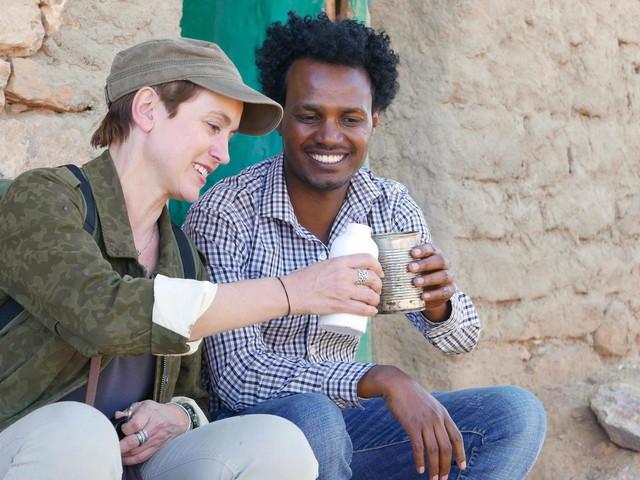 Un numéro d'Échappées Belles en Éthiopie, ce soir avec Sophie Jovillard.