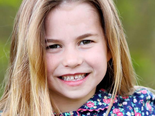 Kate Middleton dévoile une adorable photo de la princesse Charlotte pour ses 6 ans
