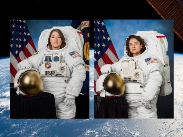 La Nasa commence la première sortie dans l'espace entièrement féminine