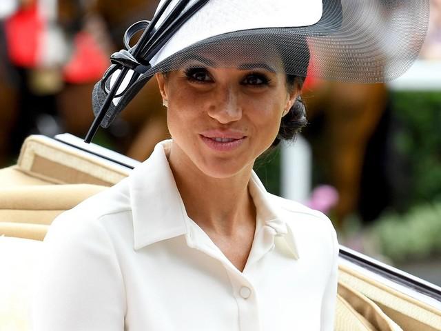 Meghan Markle porte un look parfait pour le Royal Ascot