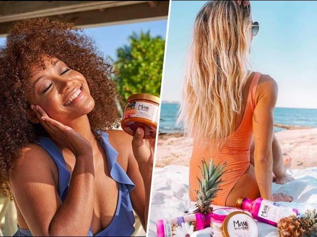 Maui Moisture : ces soins capillaires vegans au jus d'aloe vera au rendu FOU sur les cheveux