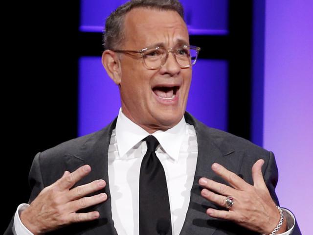 """Tom Hanks, ce fan insoupçonné de Johnny Hallyday: """"J'ai des tas d'albums de lui chez moi"""""""