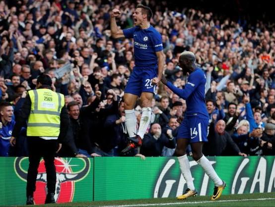Foot - ANG - Chelsea renverse Watford et se rassure