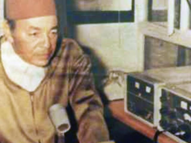 """Ces Marocains utilisent un système """"old school"""" pour parler avec le monde entier (et même avec les astronautes)"""