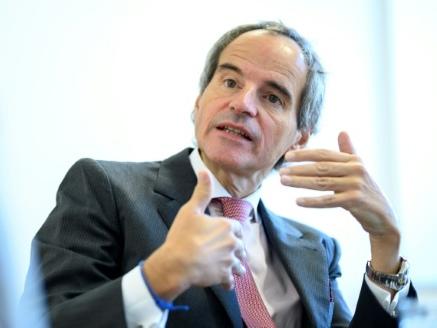 Nucléaire : l'Argentin Rafael Grossi élu à la tête de l'AIEA