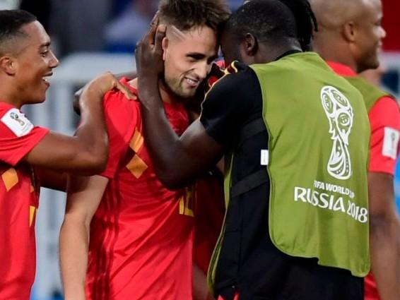 Coupe du Monde 2018 - Groupe G : La Belgique gagne la guerre des bancs contre l'Angleterre