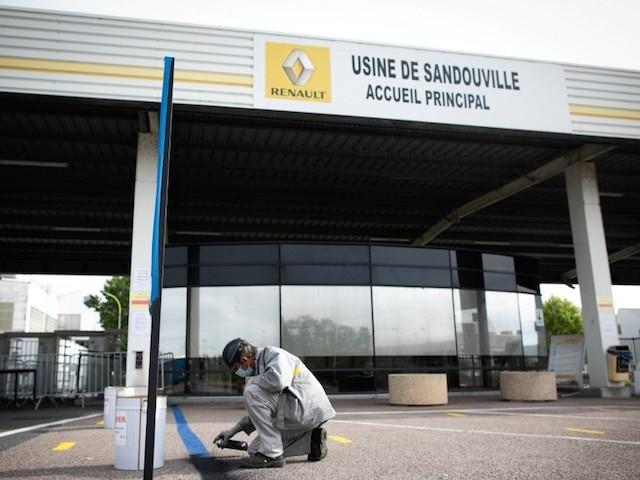"""Crise du coronavirus : """"Renault va vivre un des moments clés de son histoire"""""""