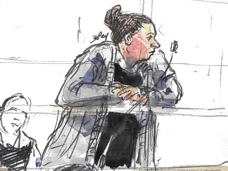 Mariages, tromperies, amitiés: au procès du commando de Notre-Dame, les dessous du jihad au féminin