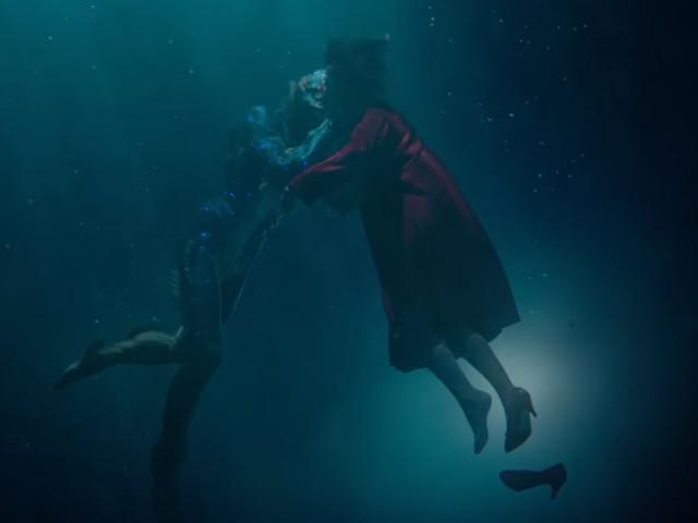 Guillermo Del Toro présente The Shape of Water, une histoire d'amour avec un monstre aquatique