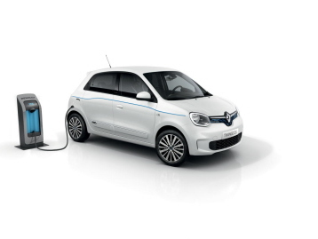 Et voici la Renault Twingo électrique !
