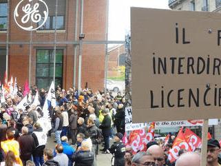 Editorial - Contre le plan de General Electric, contre le chômage, il faut interdire les licenciements !