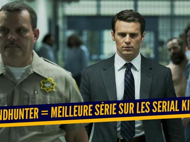 Top 9 des raisons de regarder Mindhunter, la meilleure série sur les serial killers