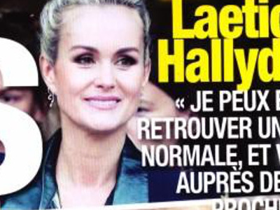 Laeticia Hallyday, Pascal B, une étape décisive, la fin d'une «désagréable» histoire