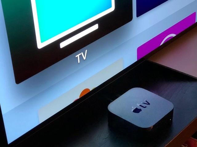 tvOS 12.0.1 est disponible pour l'Apple TV