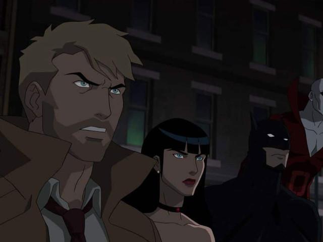 DC : Justice League Dark bientôt au cinéma ?