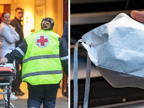 Coronavirus en Belgique - DERNIÈRES INFOS: 370.000 masques vont être livrés aux infirmiers à domicile, des centaines de Belges rapatriés