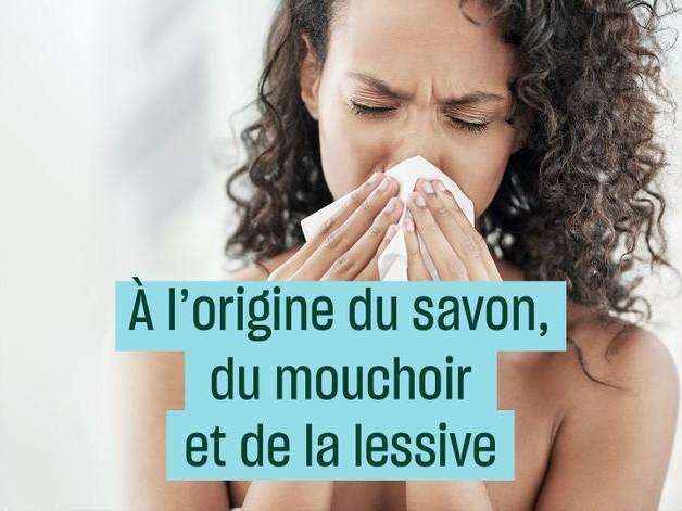 À l'origine du savon, du mouchoir et de la lessive : 3 alliés de l'hygiène