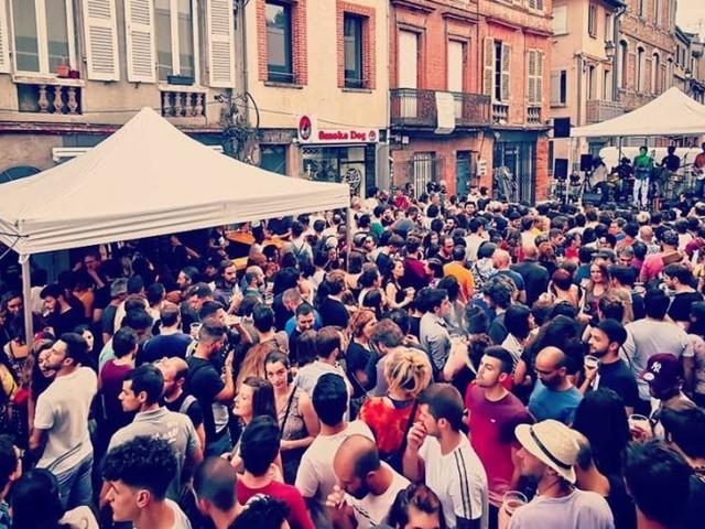 Toulouse. Concert, DJ set et bonne ambiance : la fête de la châtaigne fait son grand retour