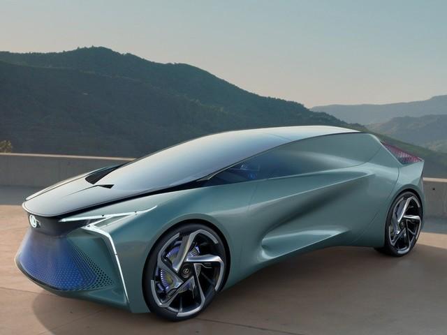 Le concept Lexus LF-30 Electrified dévoilé à Tokyo