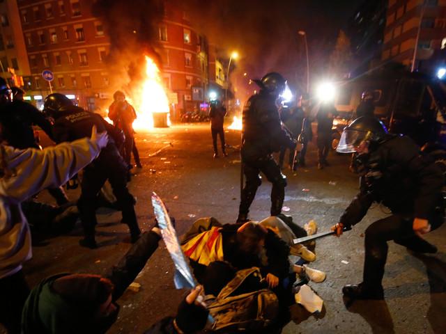 Troubles en marge du Clasico: 10 arrestations et 64 blessés