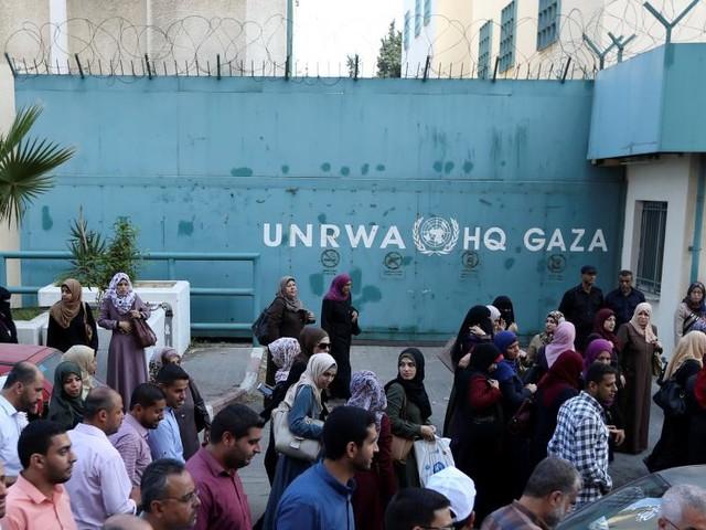 Territoires Palestiniens-ONU: une collecte sur Facebook veut «sauver l'UNRWA»