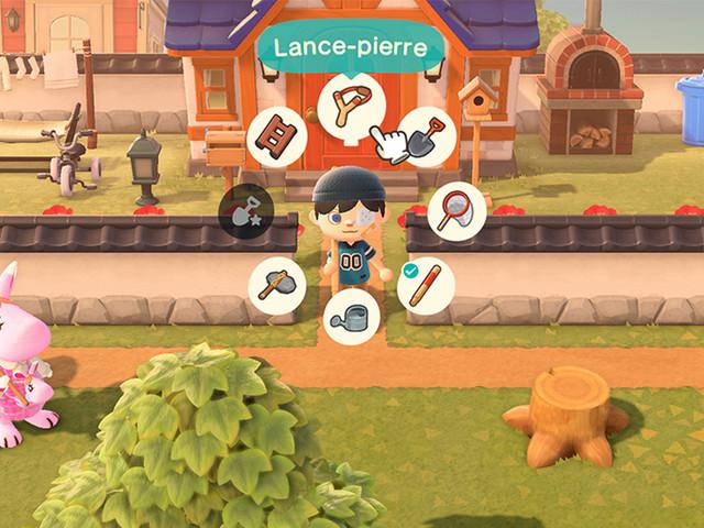 Animal Crossing New Horizons : une technique existe pour rendre vos outils incassables