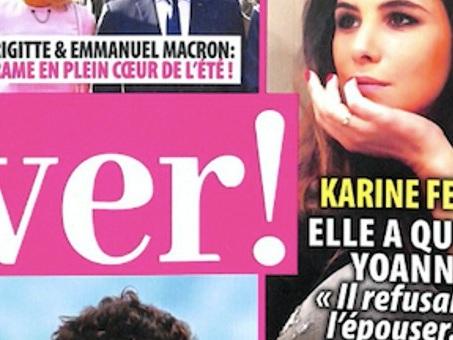 Karine Ferri a «quitté Yoann qui refusait de l'épouser»