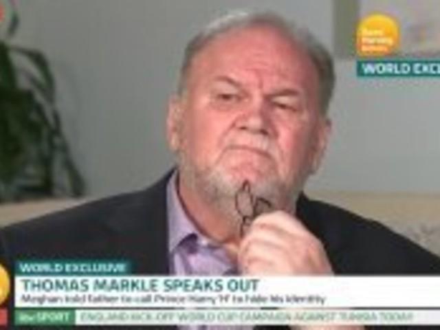 La première interview de Thomas Markle, père de Meghan Markle, a embarrassé les téléspectateurs
