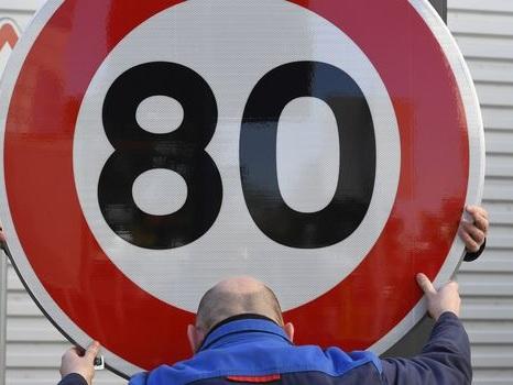 80km/h: deux associations saisissent le Conseil d'Etat
