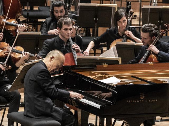 Les concerts très animés de Joe Hisaichi, compositeur de Miyazaki