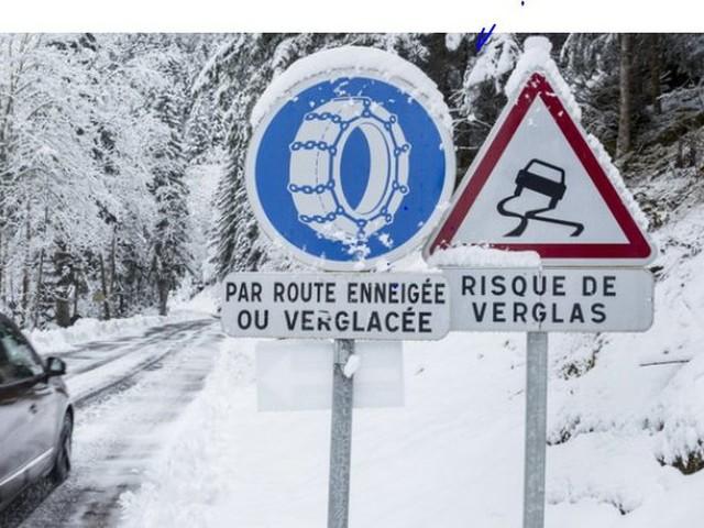 P.-O. : circulation délicate ce lundi en montagne