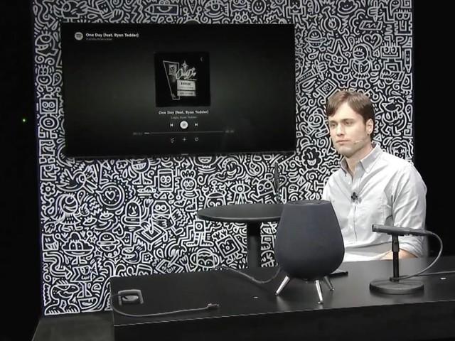 Samsung et Spotify font équipe pour pousser la musique partout