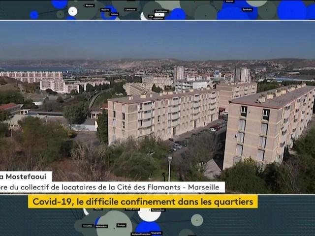 """Coronavirus : le confinement """"plus compliqué dans les quartiers pauvres"""""""
