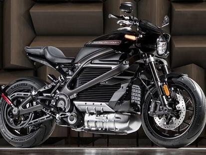 LiveWire, la moto électrique d'Harley-Davidson présentée à l'EICMA 2018