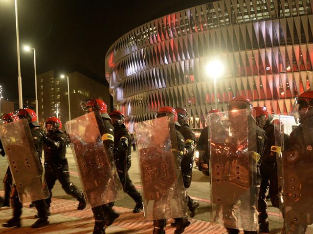 Athletic Bilbao-Spartak Moscou en Europa League: un policier meurt après des violences de supporters