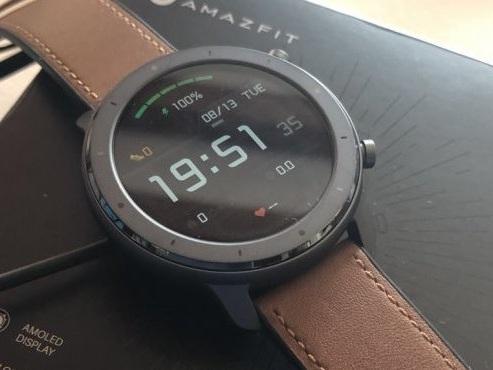 Montre connectée Amazfit GTR 47 mm, Ville et Sport, best seller du moment 127€ (testée)