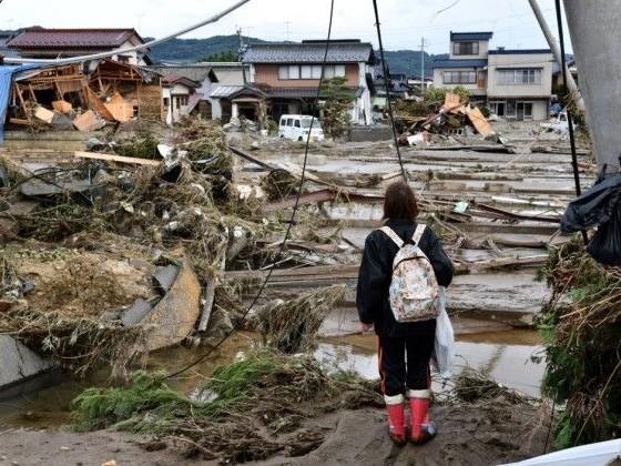 Typhon Hagibis: le bilan s'alourdit à près de 70 morts au Japon