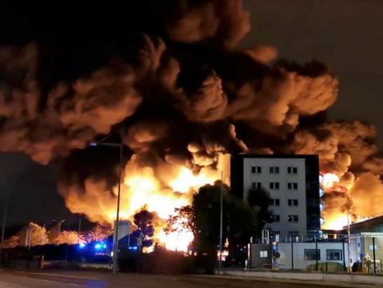 Lubrizol: depuis 2008, son assureur signalait des défaillances incendie