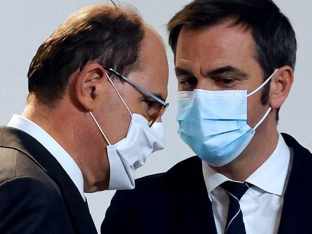 """Castex sur TF1: """"96% des cas de Covid de mardi étaient non vaccinés"""", d'où vient ce chiffre"""