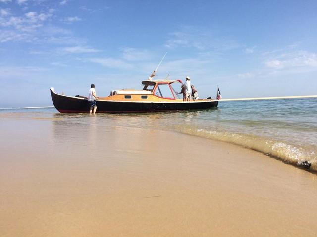 Bassin d'Arcachon: des marins professionnels contre «la concurrence déloyale»