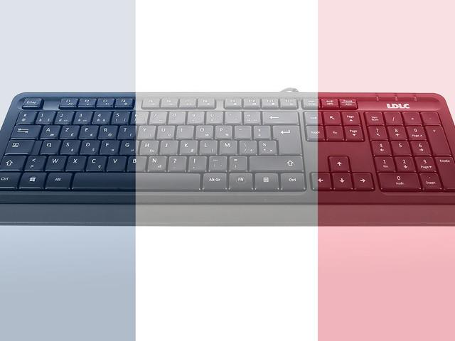 LDLC lance le premier clavier au standard AZERTY amélioré