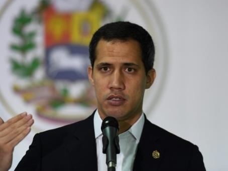 Venezuela: soupçons de corruption dans l'entourage de Juan Guaido